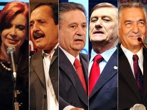 candidatos a presidente